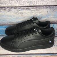 Puma BMW Shoes Men's Size US 10.5 UK 9.5 EUR 44 Black MMS Smash V2