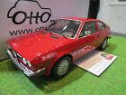 ALFA ROMEO SUD SPRINT rouge au 1/18 OTTOMOBILE OT160 voiture miniature