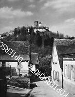 Heilbronn-Franken - Krautheim - Burg - Jagsttalwiese  um 1960   W 35-22