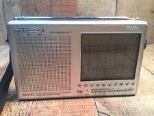 Kaito KA1103 PLL FM/SW/MW/LW Radio