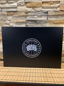 *Canada Goose* Original Gift/Garment/Storage Box W/ Envelope & Jacket Dust Cover