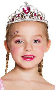 Prinzessin Mia Krone für Kinder NEU - Zubehör Accessoire Karneval Fasching