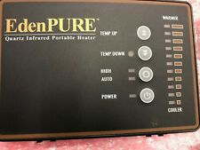 EdenPure Electric Heater Genuine Replacement Part Front Panel Fits A4643 Rt 1