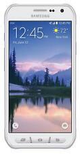 Samsung Galaxy S6 Active (G890A) 32GB Camo White (AT&T) *GOOD*