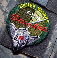 LOCKHEED-MARTIN SKUNK WORKS ADP LOCKHEED burdock SSI: F-117A Stealth Nighthawk
