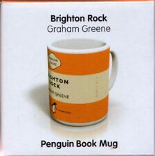 Penguin Books Coffee Mug Graham Greene Brighton Rock NEW