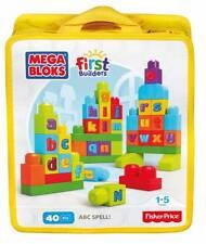MEGA BLOCKS / DKX58 / große Bausteine A B C Bauhaus