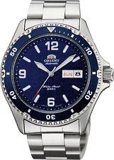 Orient Watch Mako Ii Blue Faa02002D Aa02002D Stainless Steel 200M Diver Watch