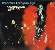 "GLADYS KNIGHT & THE PIPS ""HELP ME MAKE IT THROUGH THE NIGHT"" LP TAMLA MOTOWN"