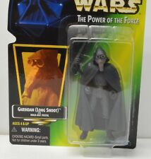 The Emperor Action Figure Hologram Green Card Star Wars NIP Hasbro 1996
