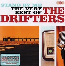 THE DRIFTERS STAND BY ME: THE VERY BEST OF CD (GREATEST HITS)