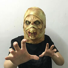 Horror Maske Halloween Zombie devil Mummy monster Performances Dress Prop