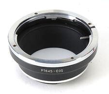 Convertitore da Pentax 645 lenti per Canon EOS 1Ds 5D 5DII 7D 550D 450D 600D 60D
