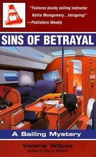 Sins of Betrayal Inscribed & Signed by Author on Title Page