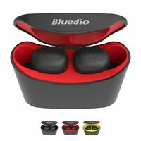 Bluetooth Earphones Bluedio T-elf  Air pod Wireless Sports with charging box
