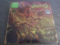 ABORTED: TERRORVISION LILAC DELUXE LP (with CD), lim. 100 Morbid Angel Death