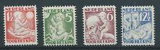 1930TG Nederland Kinderzegels NR.232-235 postfris, mooi zegels...