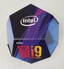 New Intel Core i9-9900K Coffee Lake 3.6 GHz LGA 1151 BX80684I99900K