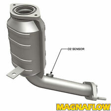 2005-2007 Ford Five Hundred 3 New Magnaflow Direct-Fit Catalytic Converter Front