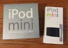 Rare! New Sealed 2nd Gen Apple iPod mini Silver 4 GB bundle w/new mini armband