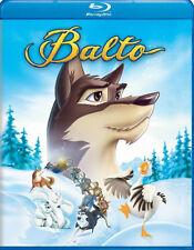 BALTO (Animated movie) - BLU RAY - Region free