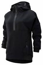 New Balance de mujer estilo deportivo seleccionar heatloft Trim. Zip Negro