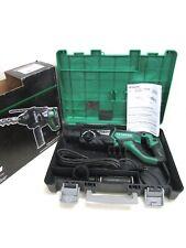New Hitachi Koki 1 18 Sds Plus Uvp Rotary Hammer Drill With Case Dh28ypfy