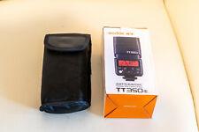 Godox TT350S - TTL Blitz für Sony E-Mount (Alpha 6x00, Alpha 7..)