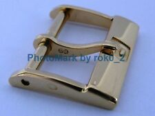 PIAGET 14mm 18K 18ct SOLID YELLOW GOLD PIN BUCKLE CLASP EXCELLENT CONDITION!