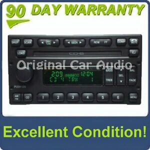 2003 - 2006 Mercury Grand Marquis / Ford Crown Victoria Radio and 6 CD Changer