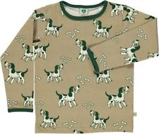 Smafolk Langarm Jungen-T-Shirts