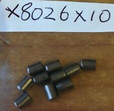 Hornby 00 Spares - Carbon Brush X8026 x 10