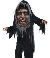 Halloween Enfants Zombie Fou Creeper Costume Déguisement Neuf P