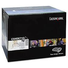 TAMBURO ORIGINALE NERO PER LEXMARK C540X71G 30.000 PAGINE