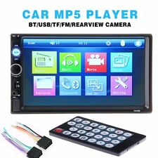 """Double 2 Din 7"""" Car Bluetooth FM MP5 Player Touch Screen In Dash Stereo Radio"""