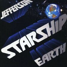 JEFFERSON STARSHIP Earth LP Vinyl Record Album 33rpm Grunt 1978