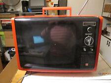 SHARP 14P 25G Televisore TV anni 60/70 Rare Vintage