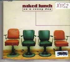 (CL465) Naked Lunch, On A Sunny Day - 1999 DJ CD