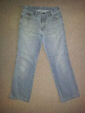Wrangler Alaska 6137E Jeans Hose Blau Stonewashed W30 L34