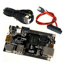 New Cubieboard A10 1GB ARM Cortex-A8 Linux System Development Board Kit Mini PC