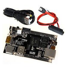 Cubieboard1 Allwinner A10 SOC 1GB ARM Cortex-A8 DDR3 Board kit MiniPC 1080P