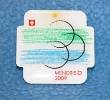 PIN Campeonatos del Mundo Ciclismo 2009 MENDRISIO Strassen-Radweltmeisterschaft