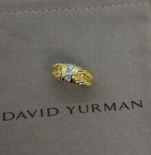 54acc69f4cca9 David Yurman Cocktail Yellow Gold Fine Rings for sale | eBay