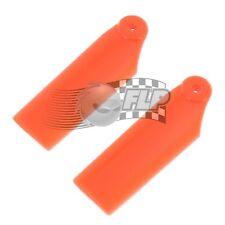 Lynx Heli Plastic Tail Blade 34mm 180CFX Orange LX70341