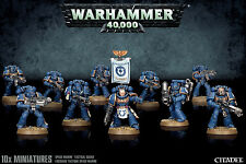 Space Marines Tactical Squad Warhammer 40K Marine Adeptus Astartes NEW