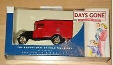 Lledo Ford Diecast Vans