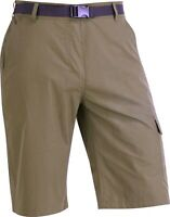 MENS WALKING CARGO SHORTS HIKING WATER RISISTANT CONVERTIBLE 2 IN 1 TECHNICAL