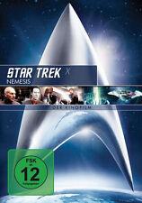 STAR TREK 10 - Nemesi PATRICK STEWART Nave spaziale Enterprise DVD nuovo