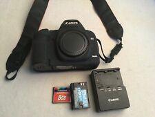 Canon EOS 5D Mark II Digital SLR Camera Body + extras