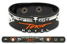 Tokio Hotel wristband rubber bracelet